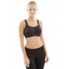 Panache Sports Bra Black Non Wired