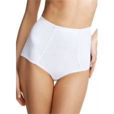 Fantasie Rebecca High Waist smoothing Brief  White FL2028